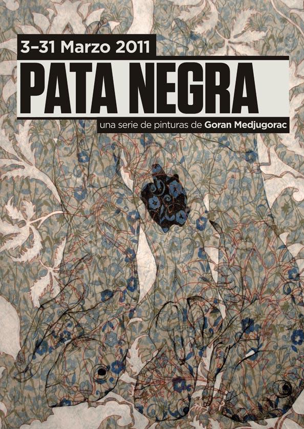 Pata Negra Poster